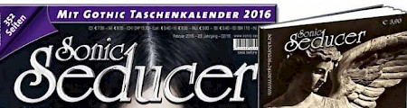 Crestfallen featured in Sonic Seducer